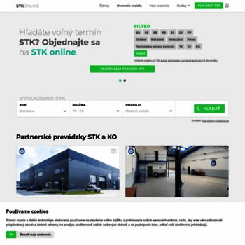 Stkonline.sk thumbnail