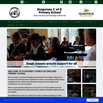 Stogurseyprimaryschool.co.uk thumbnail
