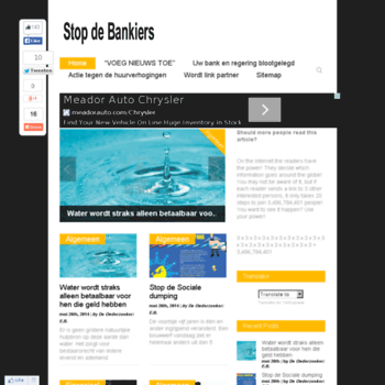 Stopdebankiers.nl thumbnail