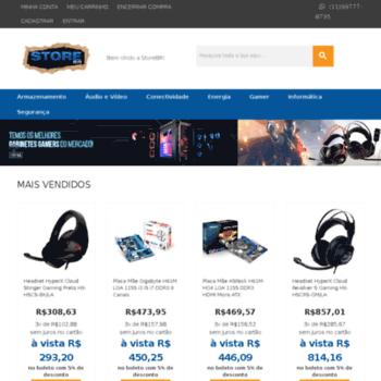 Storebr.com.br thumbnail