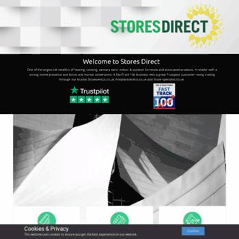 Storesdirect.co.uk thumbnail