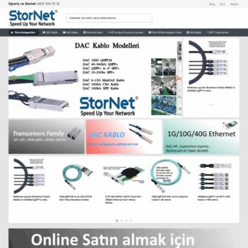 Stornet.com.tr thumbnail