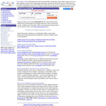 str82u com at WI  Free People Search STR82U