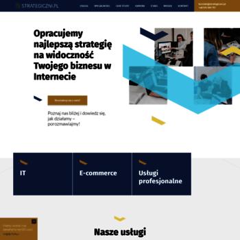 Strategiczni.pl thumbnail
