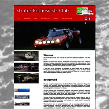Stratosec.com thumbnail