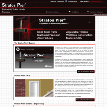 Stratospier.com thumbnail