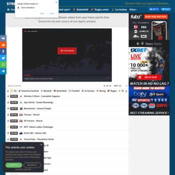 Stream-hd.live thumbnail