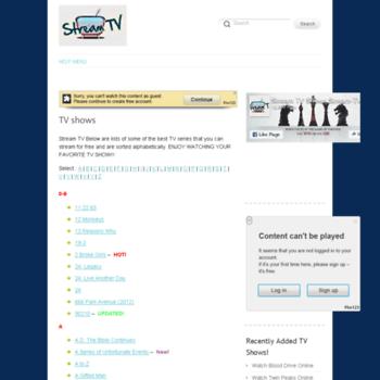 Stream-tv1.me thumbnail