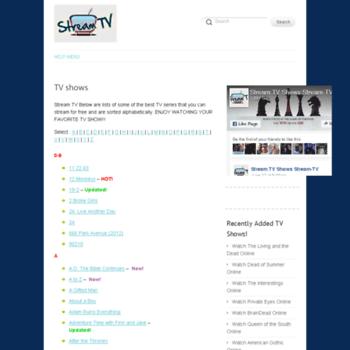 Stream-tv2.co thumbnail