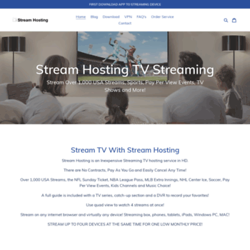 streamhostiptv net at WI  Gears TV IPTV Live TV Streaming Hosting