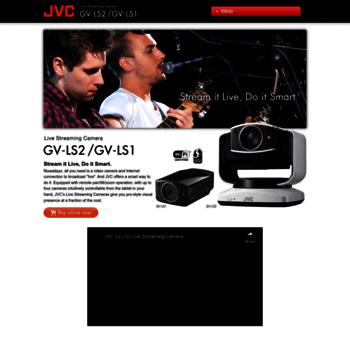 Streamingcam.jvc.com thumbnail