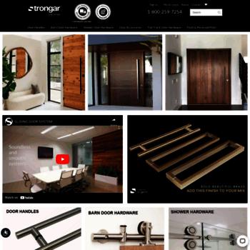 Strongarhardware At Wi Strongar Hardware Barn Door Hardware
