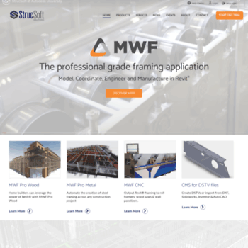 strucsoftsolutions com at WI  StrucSoft Solutions | Framing