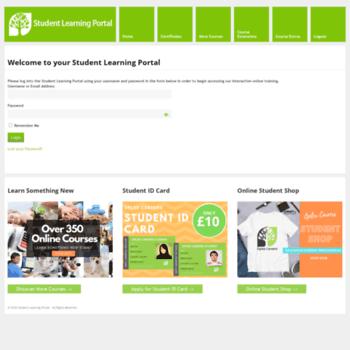 Studentlearningportal.net thumbnail