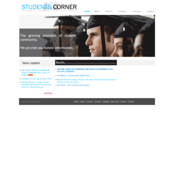 Studentscorner.co.in thumbnail