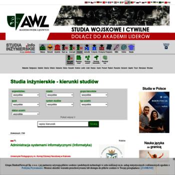 Studiainzynierskie.info thumbnail