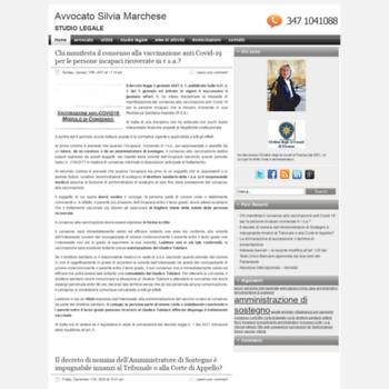 Studiolegale-marchese.it thumbnail