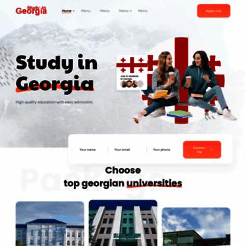 Studyingeorgia.co thumbnail