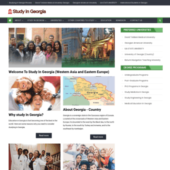 Studyingeorgia.com.ng thumbnail