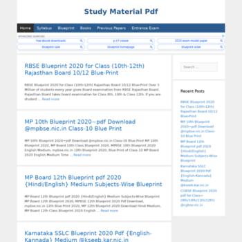 Studymaterialpdf.in thumbnail