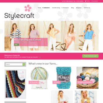 stylecraft-yarns co uk at WI  Stylecraft Yarns | Home of All