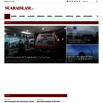Suaraislam.id thumbnail