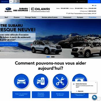 Subaru Des Sources >> Subaru Dessources Com At Wi Subaru Des Sources Subaru