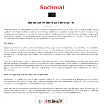 Suchmal.net thumbnail