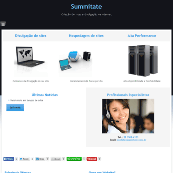 Summitate.com.br thumbnail