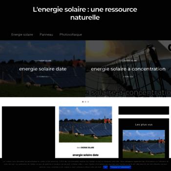 Sun-energie.fr thumbnail