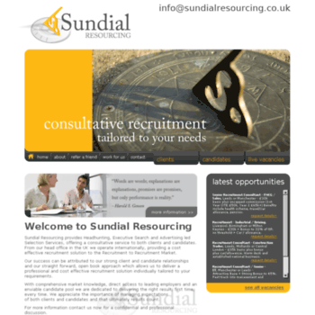 Sundialresourcing.co.uk thumbnail