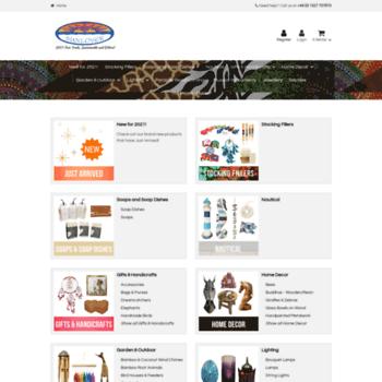 sunlover-uk com at WI  Gifts | Fair Trade Handicrafts | Sunlover Ltd