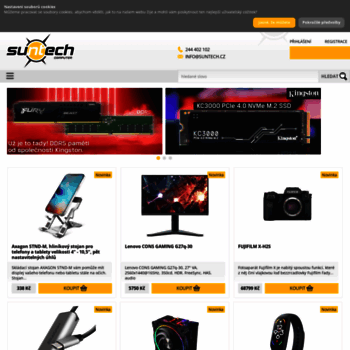Suntech.cz thumbnail