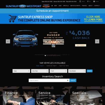 St Louis Ford Dealers >> Suntrupfordwest Com At Wi Ford Dealer In Saint Louis Mo