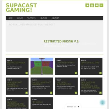 Supacast.info thumbnail
