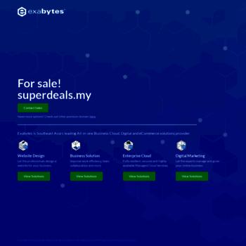 Superdeals.my thumbnail