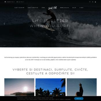 Surf-trip.cz thumbnail