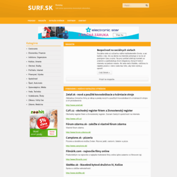 Surf.sk thumbnail