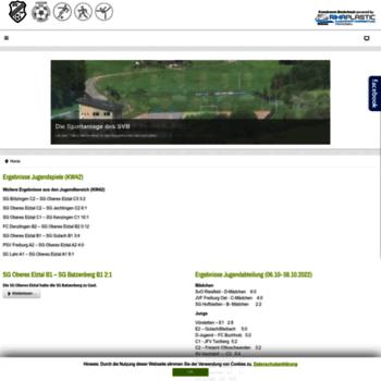 Sv-biederbach.de thumbnail