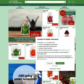 köp hälsokost på nätet