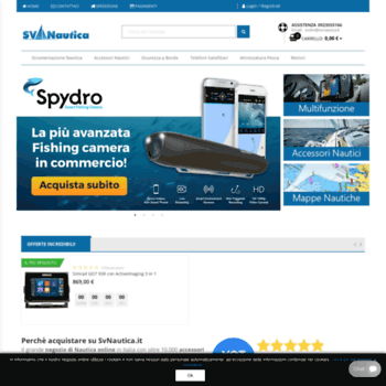 Svnautica.it thumbnail