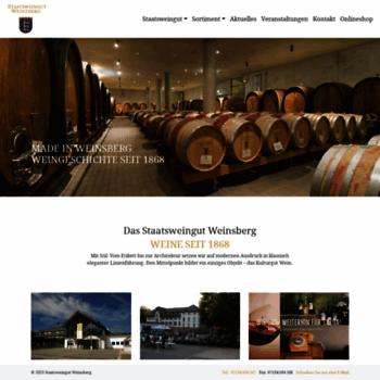 Sw-weinsberg.de thumbnail
