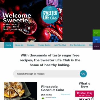 Sweeterlifeclub.com thumbnail