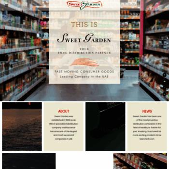 Sweetgarden.org thumbnail