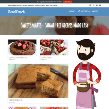 Sweetsmarts.com thumbnail