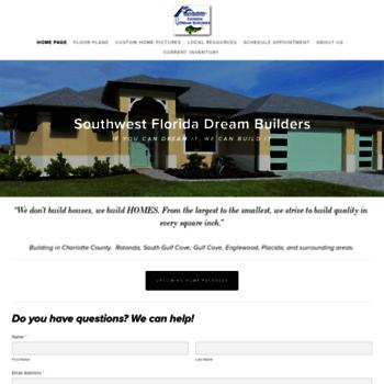 Swfldreambuilders At Wi Southwest Florida Dream