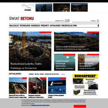 Swiatbetonu.pl thumbnail