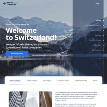 Switzerland-company.ch thumbnail