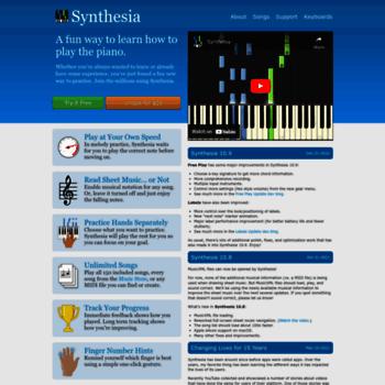 synthesia key 10.4