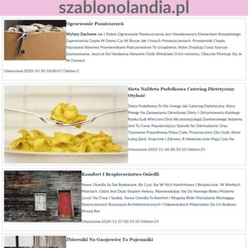 Szablonolandia.pl thumbnail